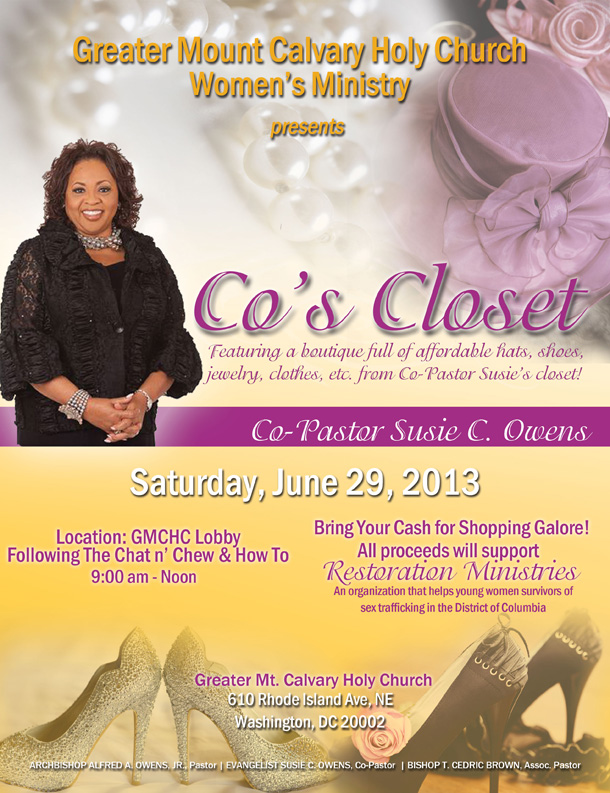 Women S Ministry Chat N Chew Amp Co S Closet Saturday June 29th