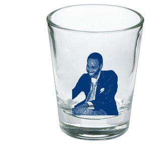 Pernell Hicks Shotglass Main
