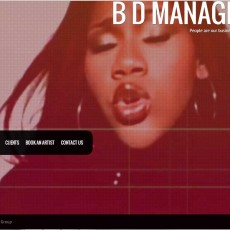 B D Management Website